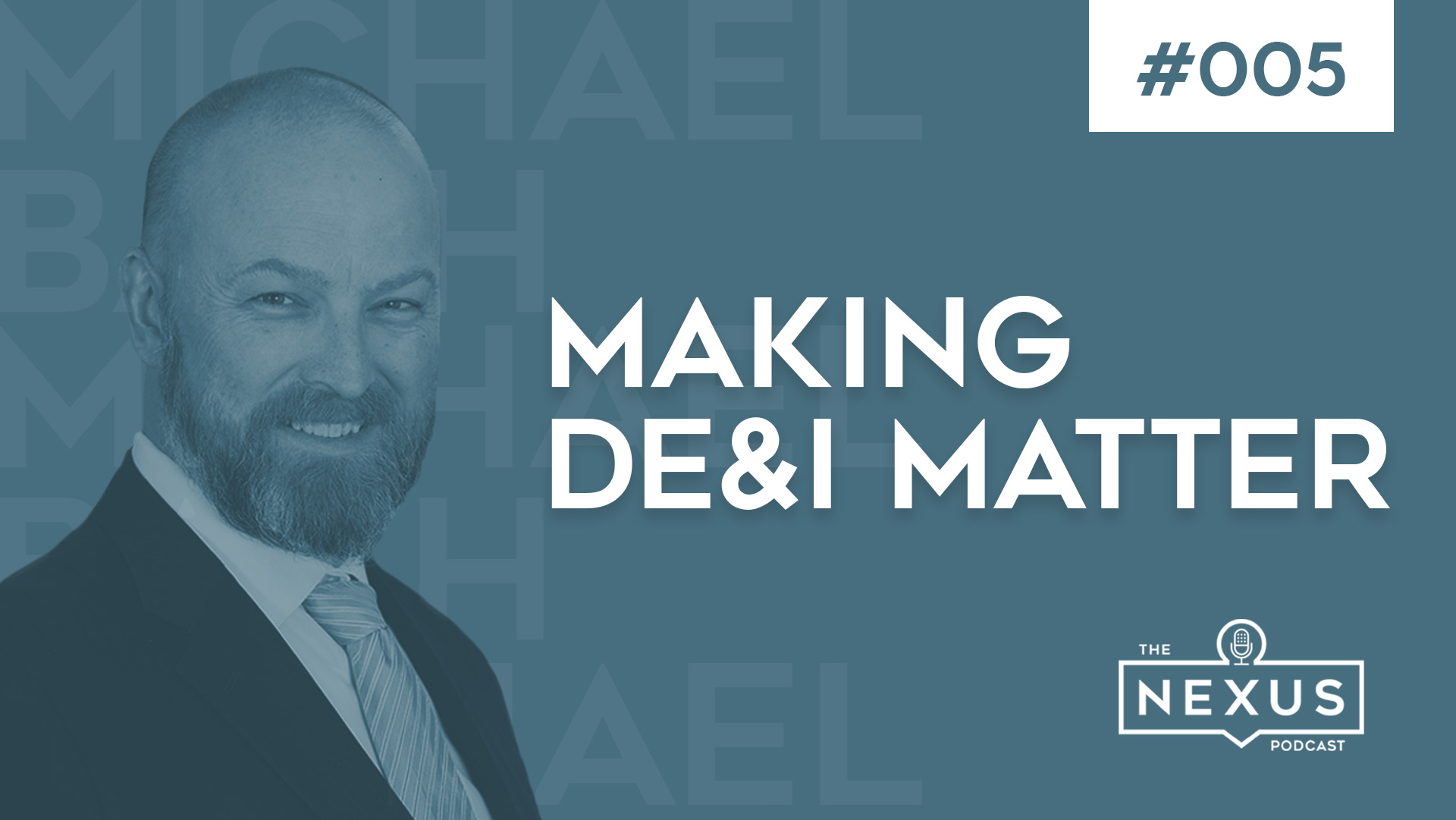DE&I: How To Develop an Action Plan with Michael Bach