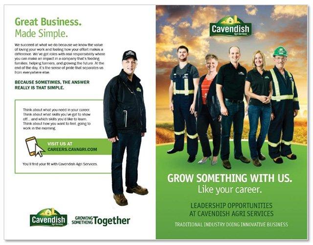 Cavendish Agri Services Employer Brand Services Brochure