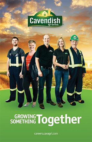 Cavendish Agri Services Employer Brand Services Poster