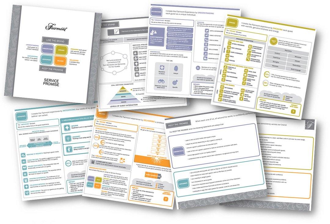 Fairmont Service Culture orientation guide