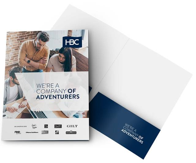 HBC The Adventure Begins Campus Folder