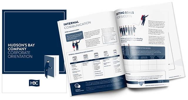 HBC Orientation Corporate Handbook