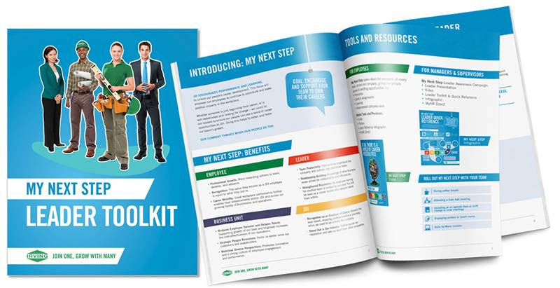 JDI My Next Step leader toolkit
