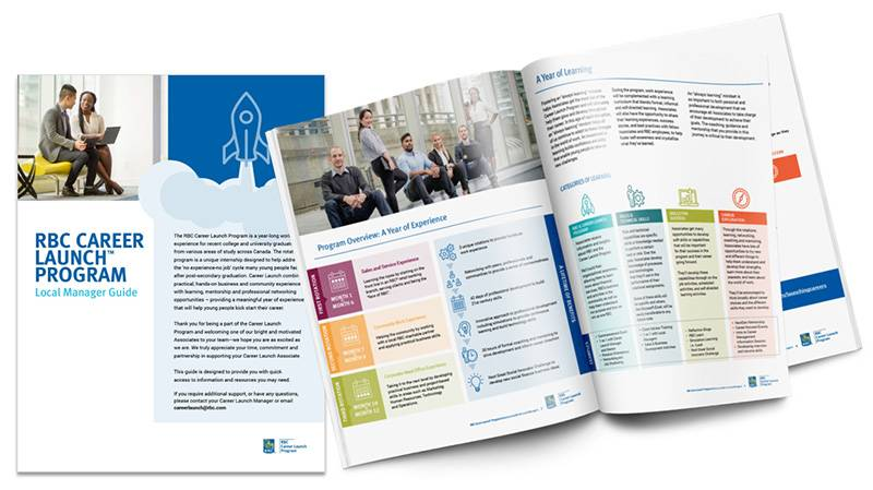 RBC Career Launch Program Local Managers Guide